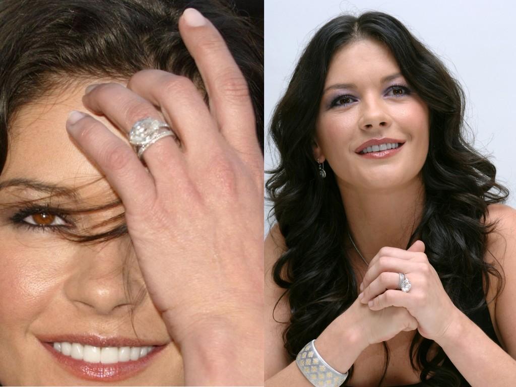 Catherine Zeta Jones Ring