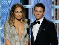 Jennifer Lopez and Jeremy Renner